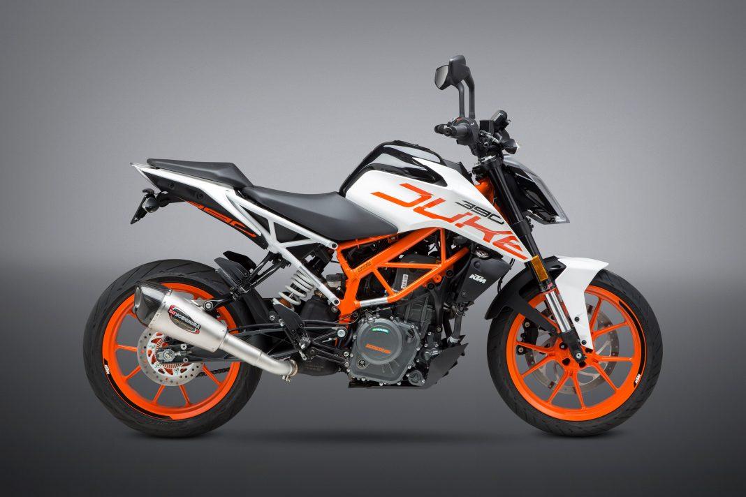 Naked-bike KTM Duke 390 về Việt Nam, Z300 và MT3 lo sốt vó