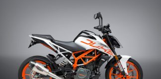 KTM Duke 390 2018