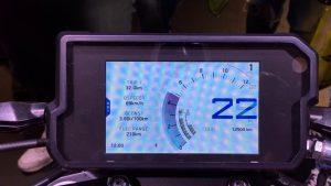 Đồng hồ KTM Duke 390