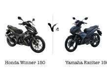 winner 150 vs exciter 150