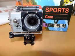 Sport Cam HD 1080P