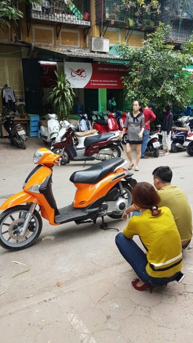 Cửa hàng xe máy Đặng Hòa