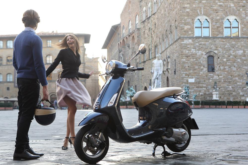 Bảng giá xe Piaggio Primavera