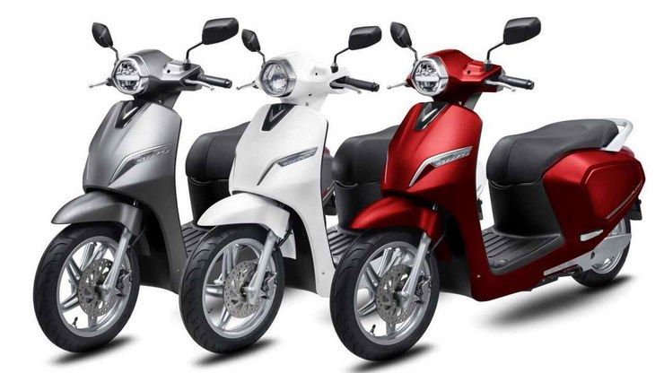 xe máy điện vinfast