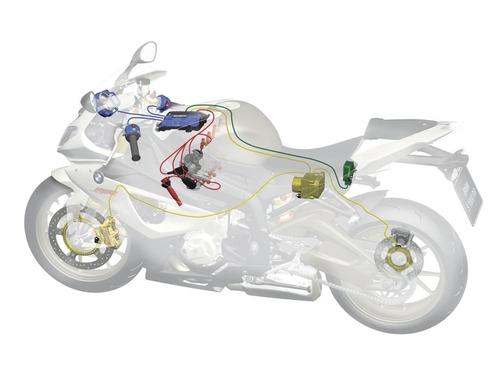Hệ thống phanh ABS trên xe BMW S1000RR