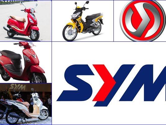 Bảng giá xe SYM tháng 2/2019