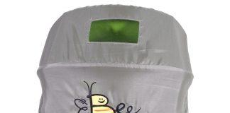 Ghế Beesmart sử dụng chất liệu an toàn