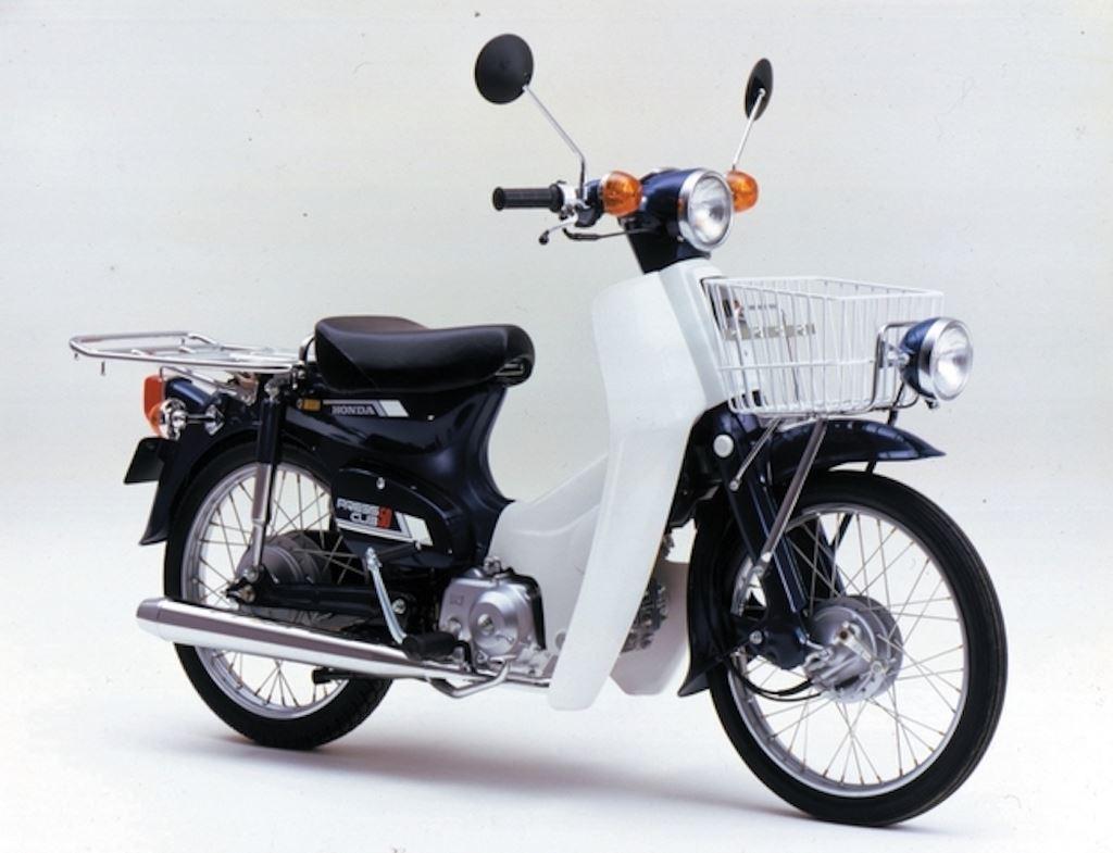Honda Pres Cub 50