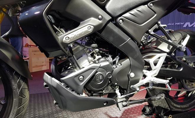 Động cơ của TFX 150