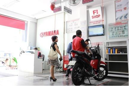 Những bộ phận cần thiết khi bảo dưỡng xe máy Honda