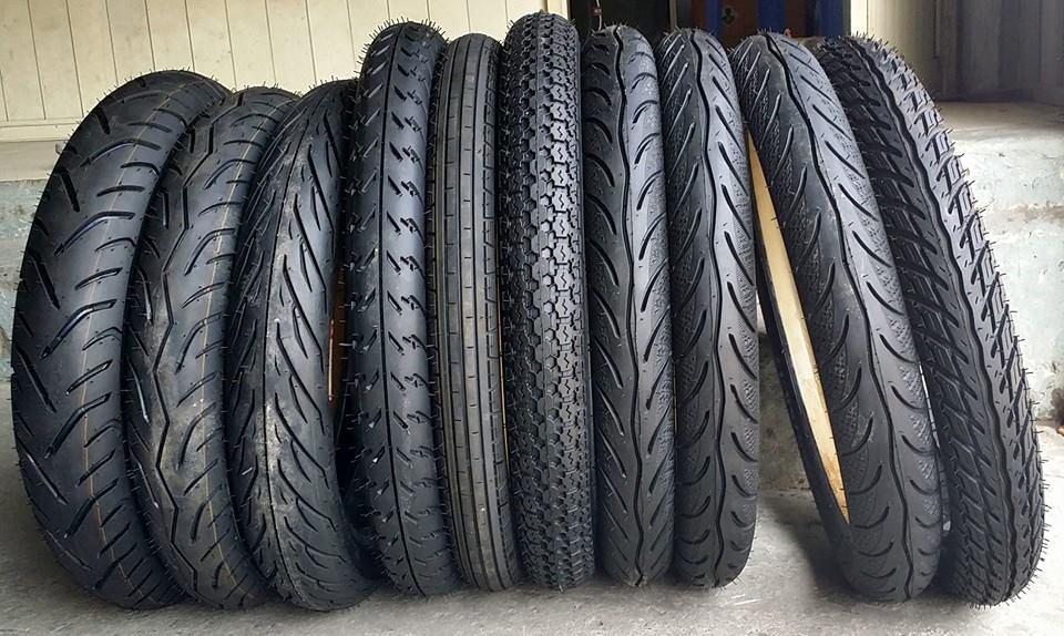 Đã có nhiều loại lốp đặc ruột dành riêng cho các dòng xe