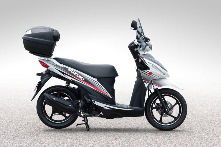 Suzuki Address dành cho các bạn nữ 1m52