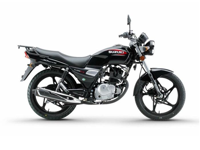 Suzuki HJ125KA
