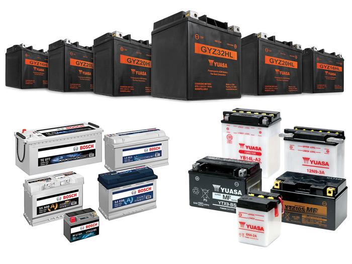 Bình ắc quy là gì? Bình ắc quy có nhiều loại dành cho các loại xe và các thiết bị điện
