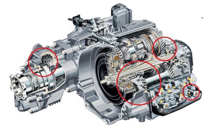 """Các hệ thống chi tiết máy bên trong cần """"hiểu ý nhau"""" để đảm bảo xe vận hành tốt"""