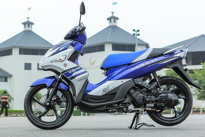 Nouvo - Hào quang mới của thị trường xe máy