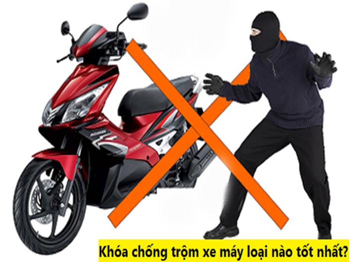 Khóa từ xe máy có an toàn không