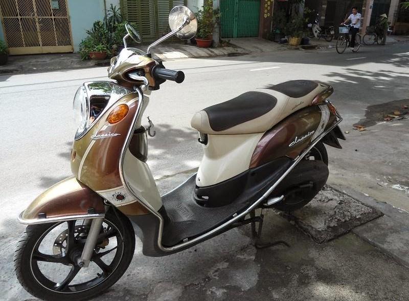 Kinh nghiệm mua xe Yamaha Mio cũ