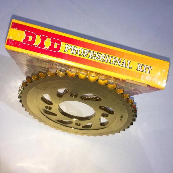 Nhông sên đĩa Thái Lan hãng DID