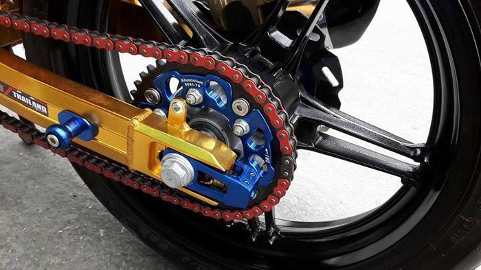 Nhông sên đĩa xe máy Thái Lan