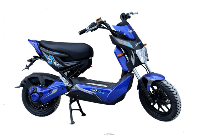 Xe đạp điện cũ Xmen Plus Dibao