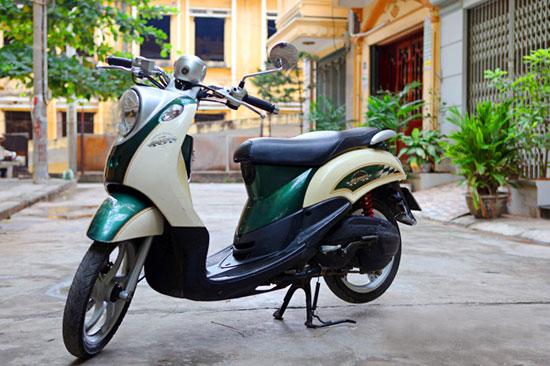 Đánh giá Yamaha Mio Classico