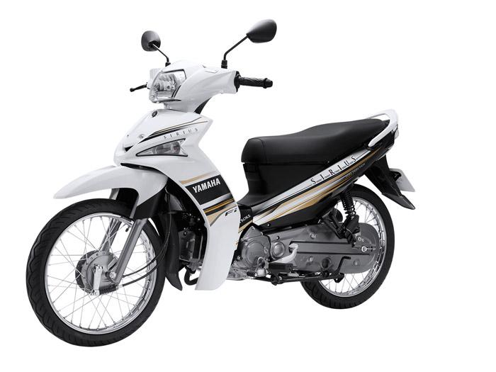 Yamaha Sirius - mẫu xe số được khách hàng ưa chuộng nhất của Yamaha