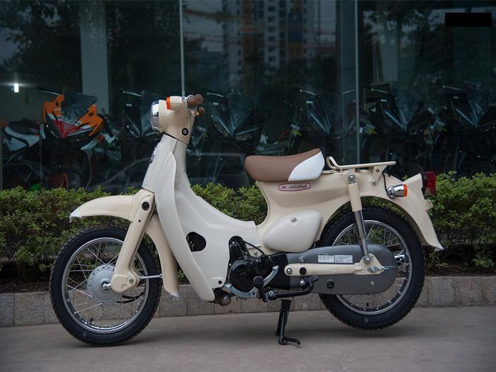 Honda Little Cub, mẫu xe 50cc dưới 10 triệu đồng