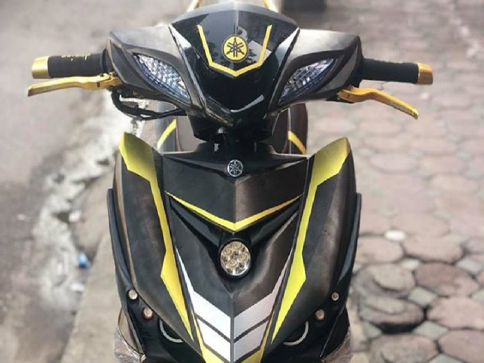 Yamaha exciter 150 độ đầu Luvias