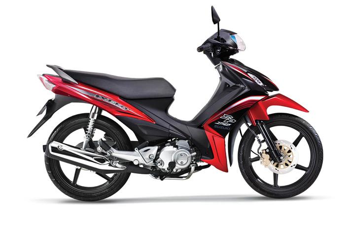 Suzuki Axelo 2012