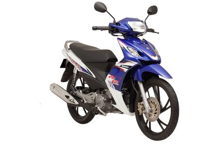 Suzuki Axelo 2015