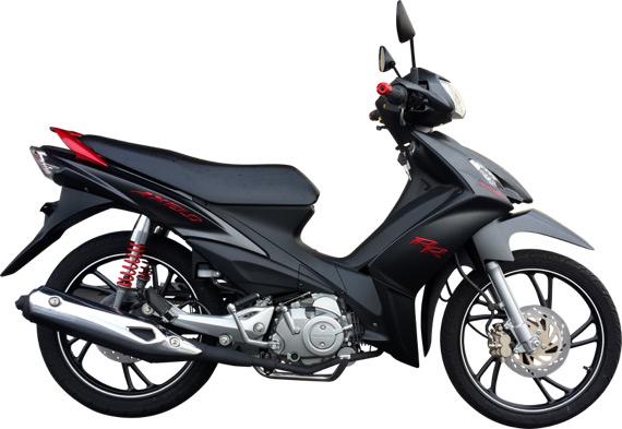Suzuki Axelo 2018