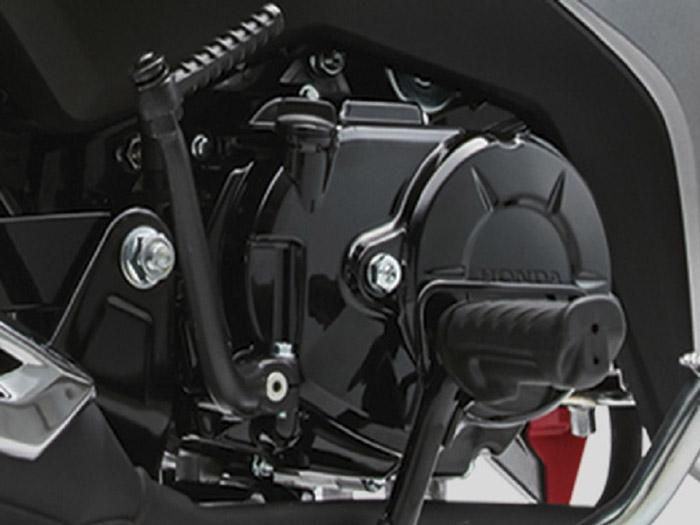 Động cơ của Honda Wave Alpha