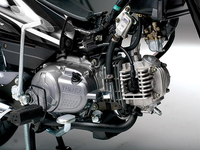 Động cơ của Yamaha Sirius