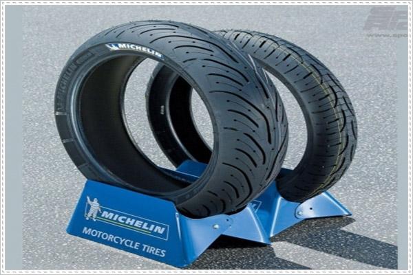 Giới thiệu hai thương hiệu lốp xe Michelin và Dunlop