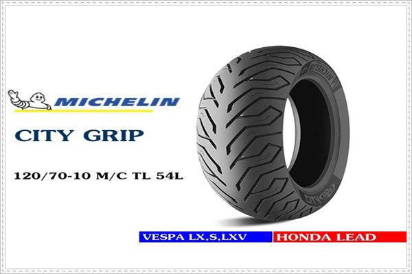 Một số sản phẩm tiêu biểu của 2 thương hiệu lốp xe Michelin và Dunlop