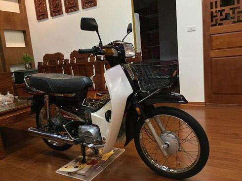 Xe Dream Thái cũ giá bao nhiêu?