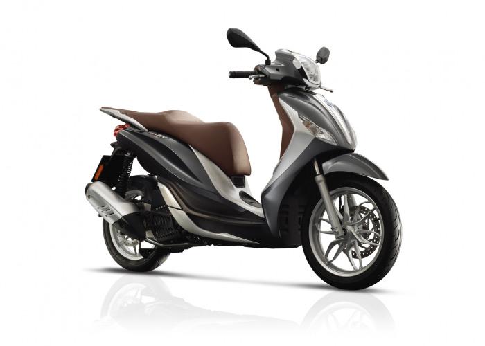 Dòng xe Medley 125cc 2016 của Piaggio
