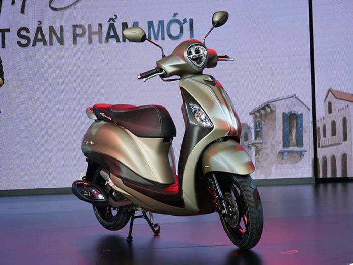 Yamaha Grande 2018 được thay đổi về thiết kế nhưng vẫn thừa hưởng những đường nét từ thế hệ tiền nhiệm Grande cũ. Thân xe bo tròn phù hợp với phái nữ.
