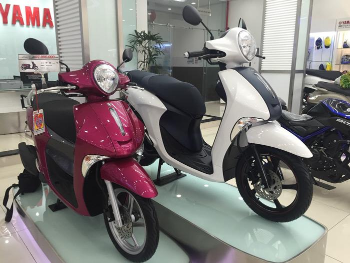 Yamaha Janus phiên bản Limited boys cho nam giới