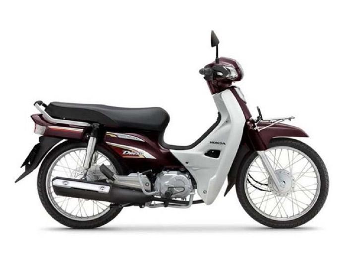 Mẫu xe Honda Dream phiên bản 2013