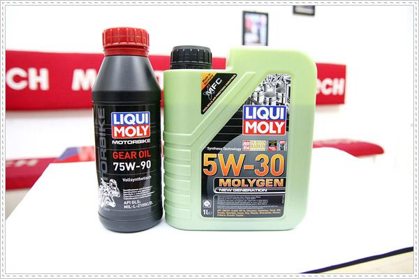 Đánh giá chất lượng nhớt Liqui Moly