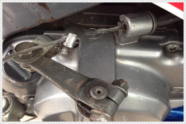 Những dấu hiệu cho thấy dây côn xe máy bị hỏng