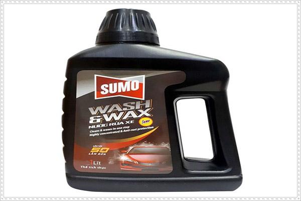Xà phòng rửa xe chuyên dụng Sumo