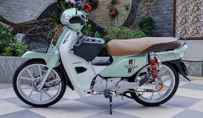 Honda Dream 2016, phiên bản kỷ niệm 20 năm