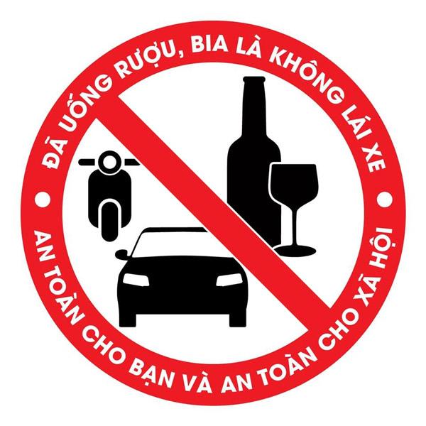 Không lái xe khi đã uống rượu