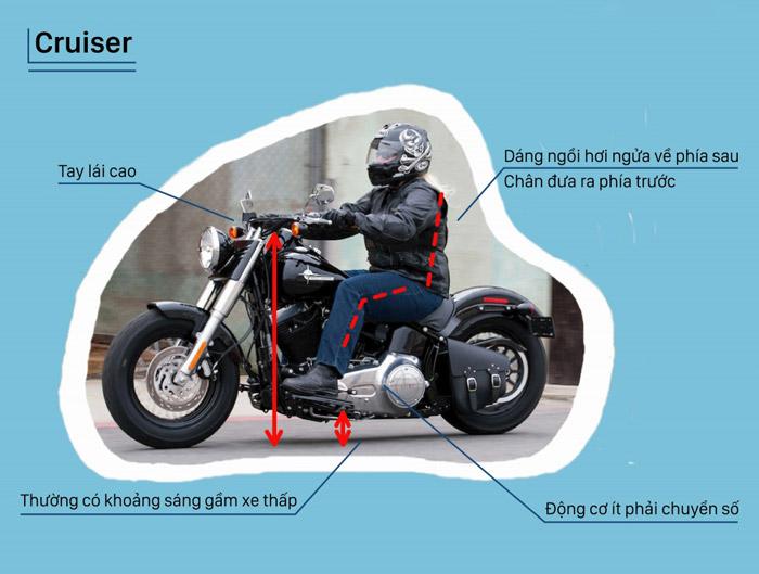 Xe Cruiser là gì?