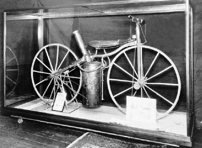 Mẫu xe gắn máy Roper