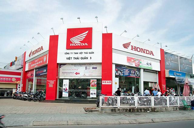 Head Honda Việt Thái Quân