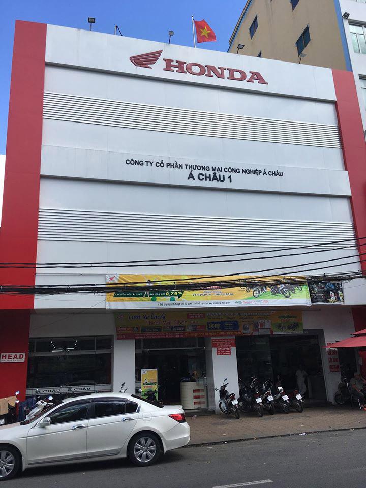 Head Honda Á Châu Cần Thơ